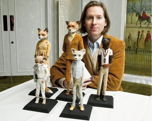 """Fantastic Mr. Fox"" - Photocall"